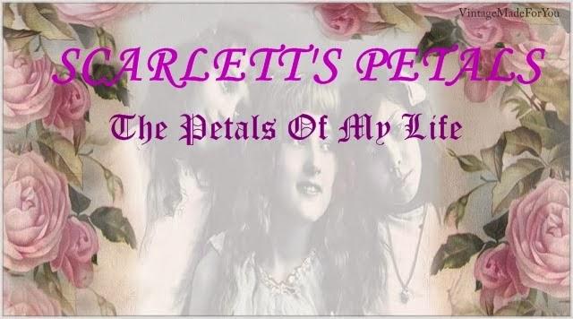 Scarlett's petals