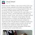 ALAMAK Ketua Pengarah JASA Balun TPM Dalam Facebook...