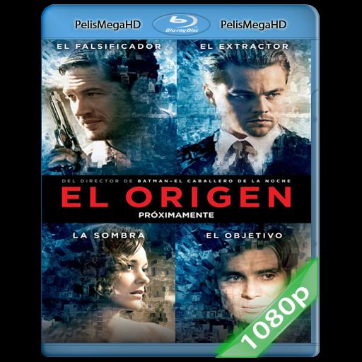 EL ORIGIEN (2010) 1080P HD MKV ESPAÑOL LATINO