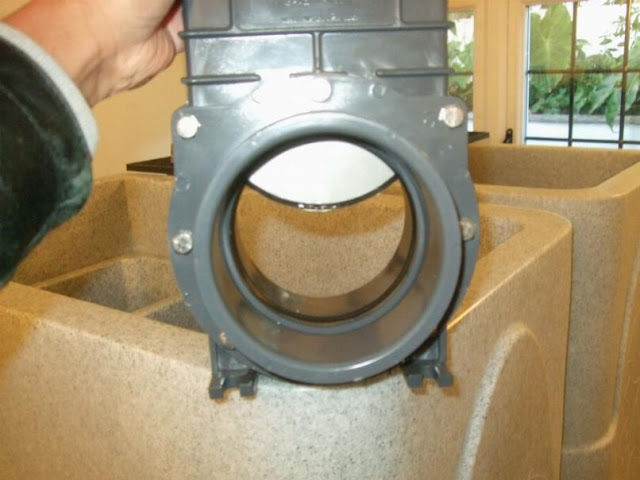 Valterra gate valve (110mm)