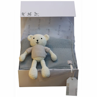 The Little Tailor Teddy Gift Box