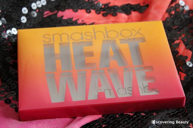 Smashbox heatwave packaging