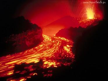 #20 Volcano Wallpaper