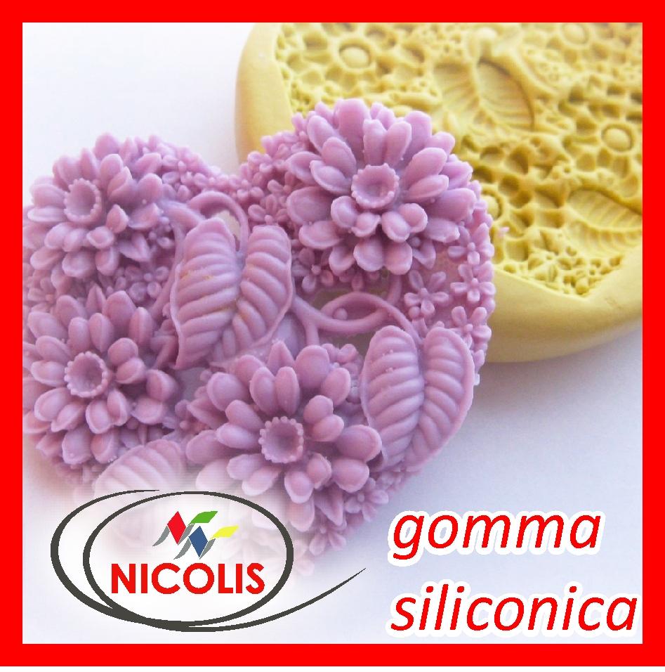 Vendita Gomma Siliconica Verona, stampi in Fimo, Cermit, Pasta di Sale, Pasta di Zucchero Ruba ...