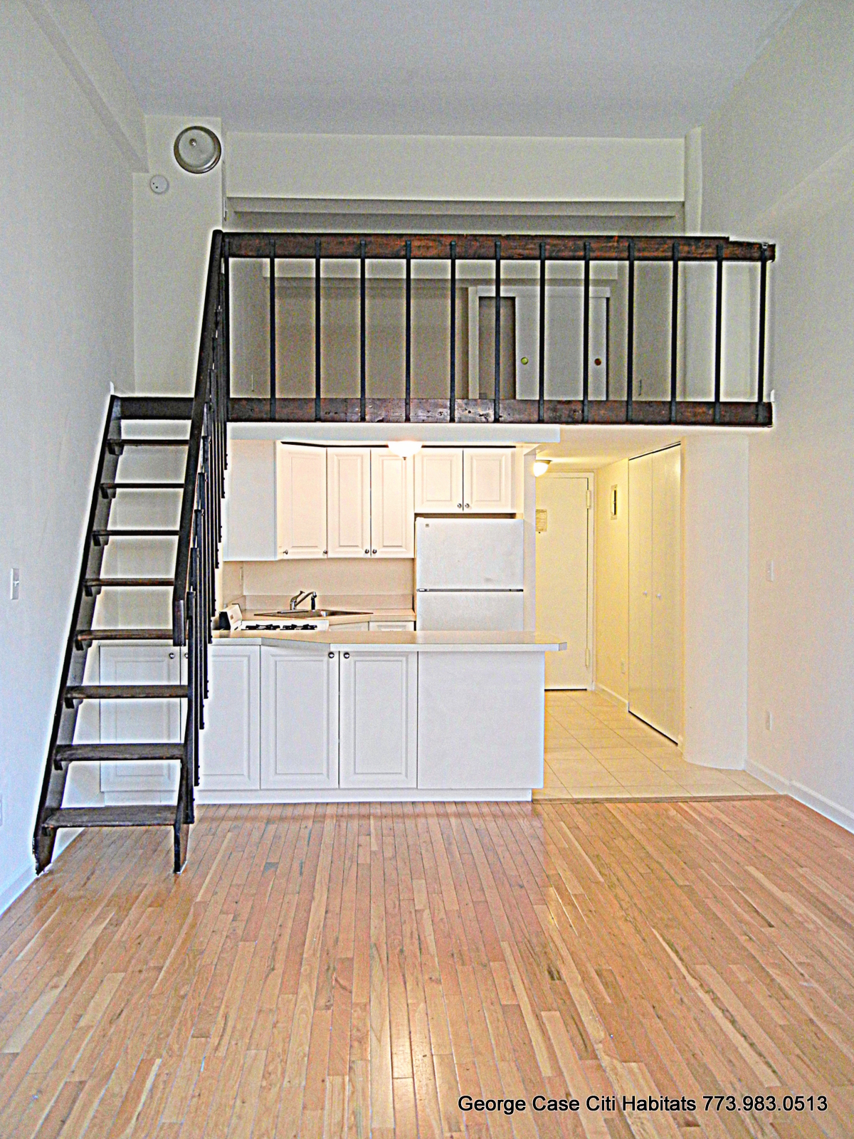 Findny the high life gramercy Loft or studio apartment