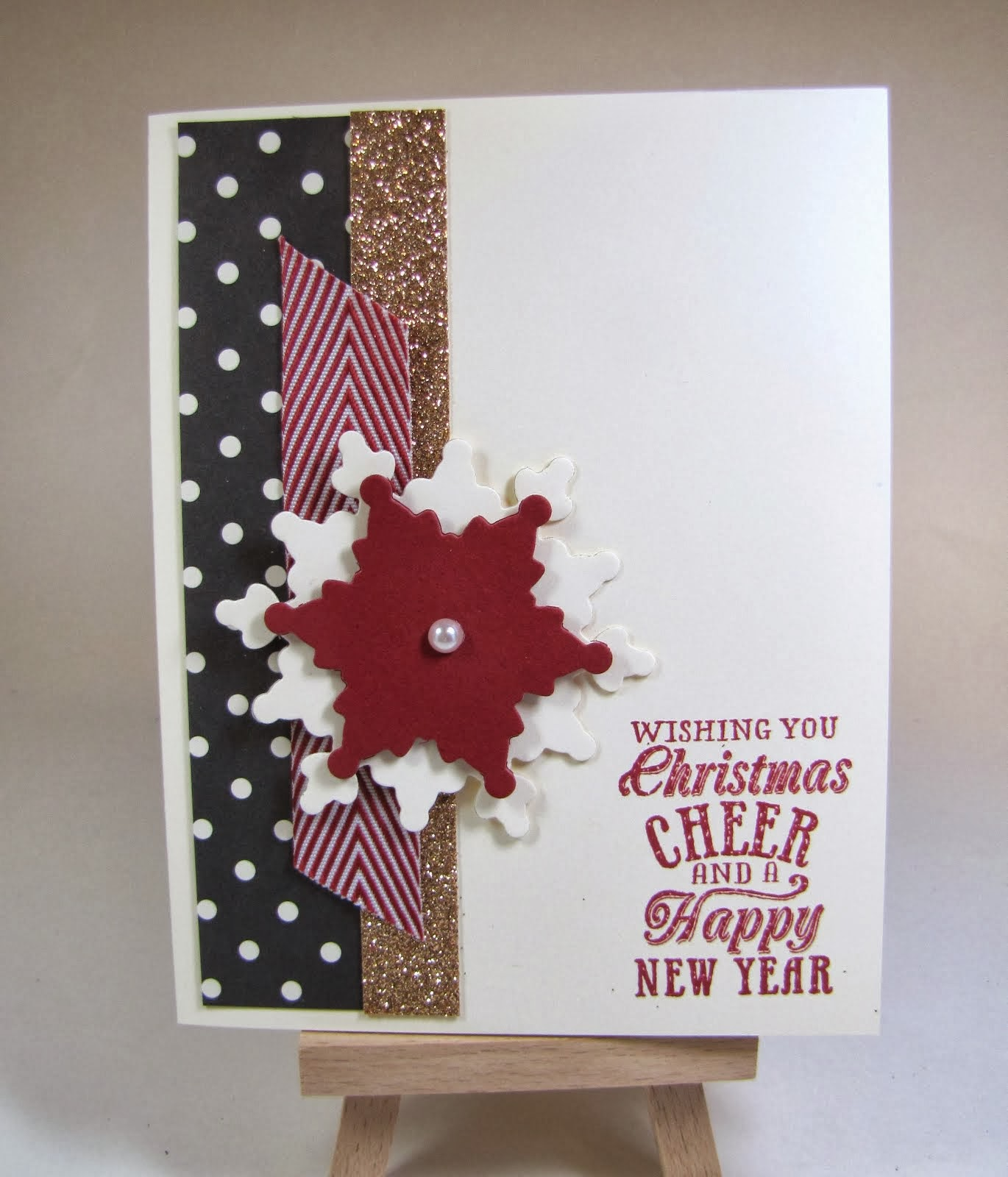 October Christmas Card Kit