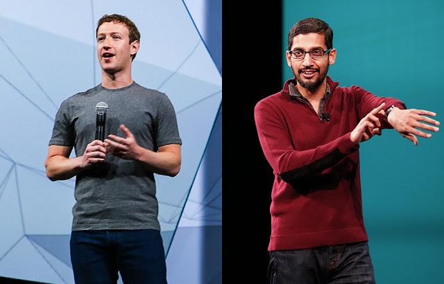 Sundar Pichai do Google saiu em apoio dos muçulmanos