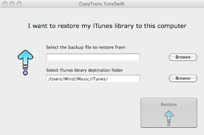how to find your itunes library on pc