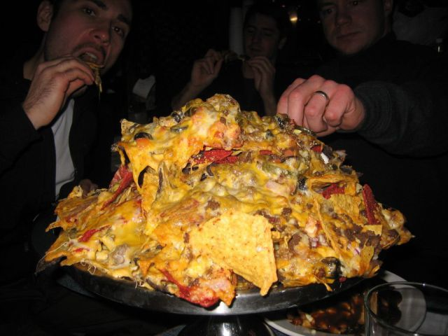 Comida gigante