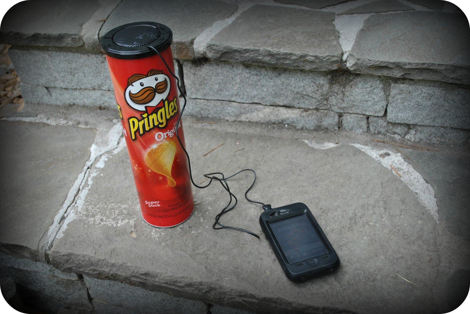 Беспроводной динамик от Pringles Отзывы покупателей 6