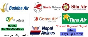 Domestic Flights in Nepal