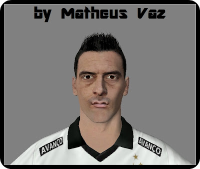 FIFA 12 Chicão face By Matheus Vaz