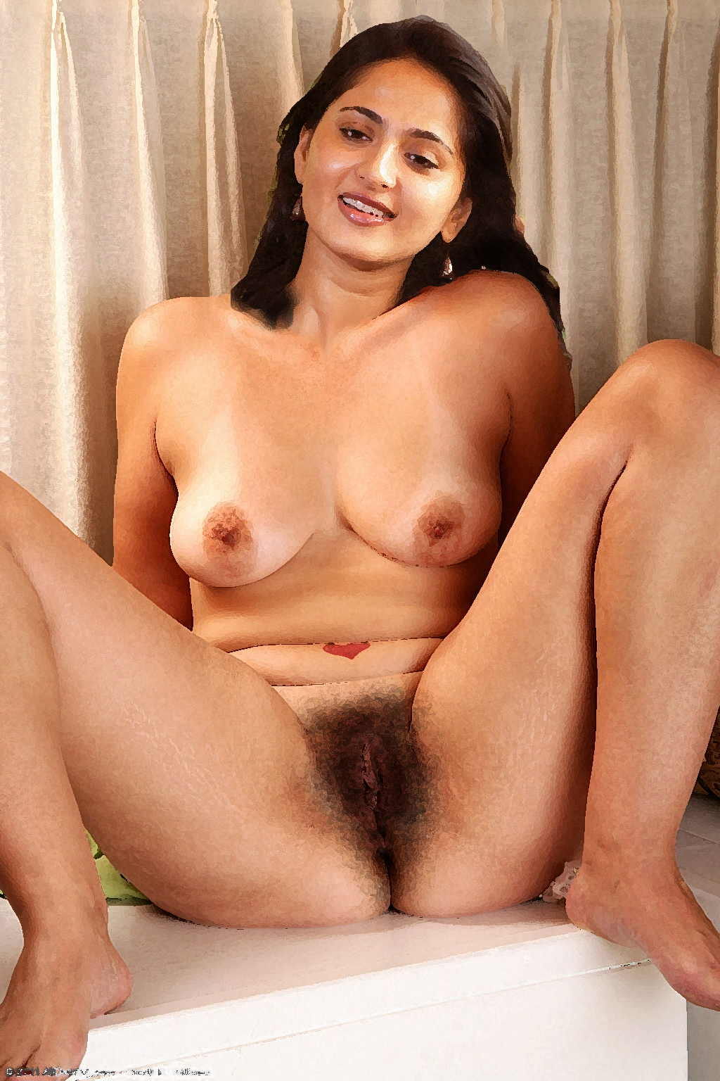 fucking elder sister - anushka shetty - part 1 | actress sex stories