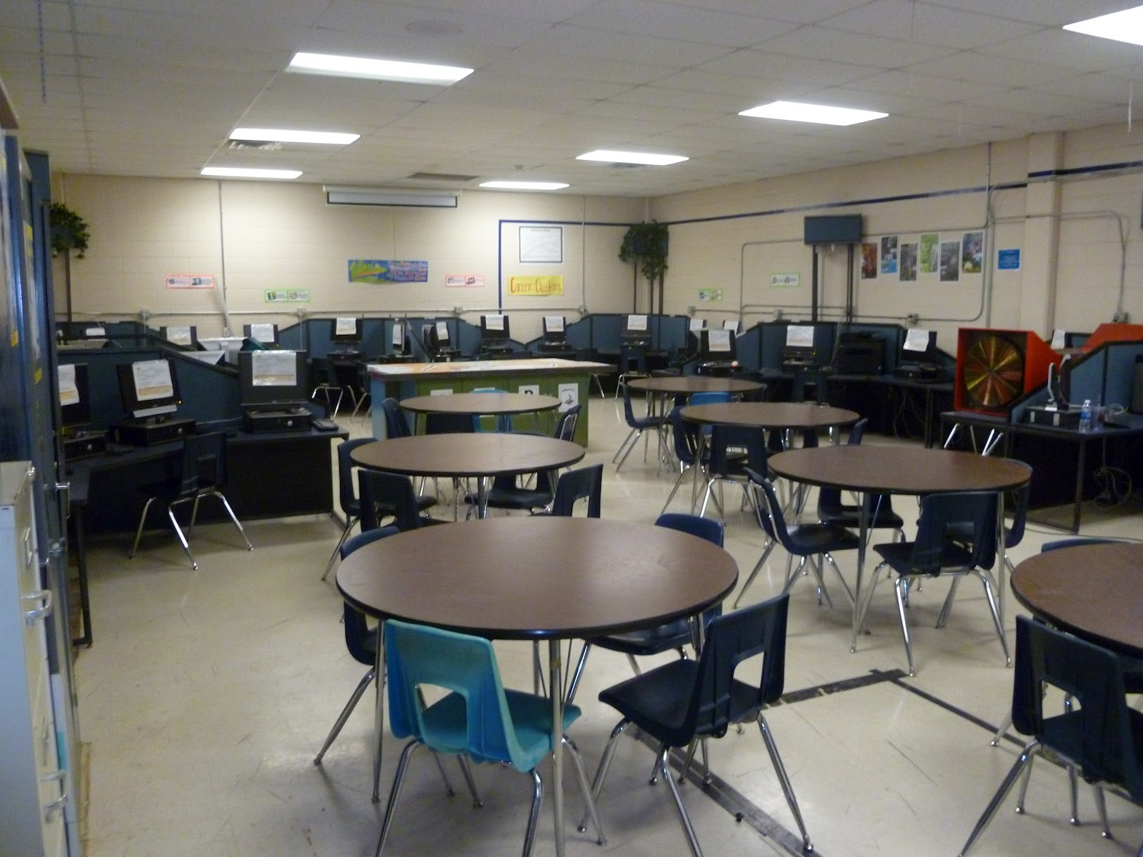 Classroom Redesign : Classroom redesign part the babbling box