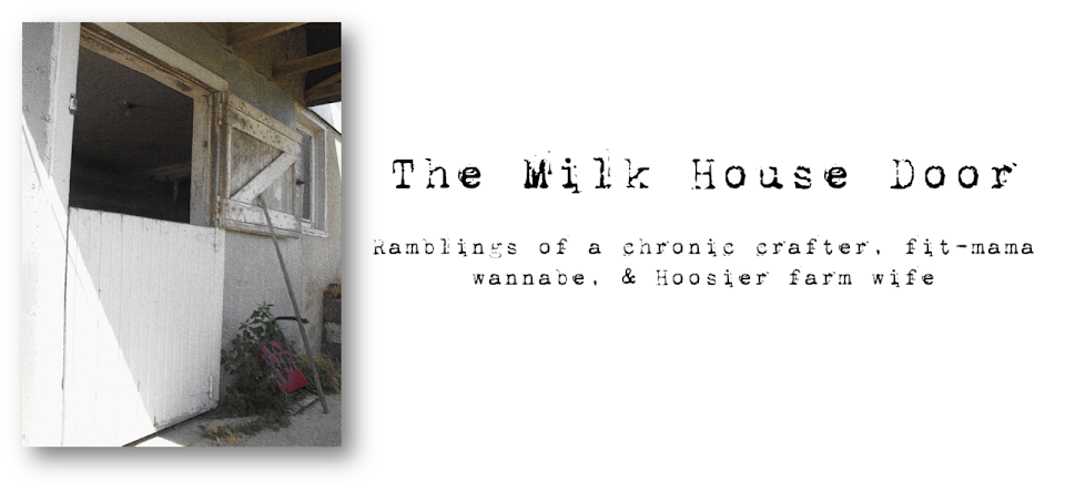The Milk House Door