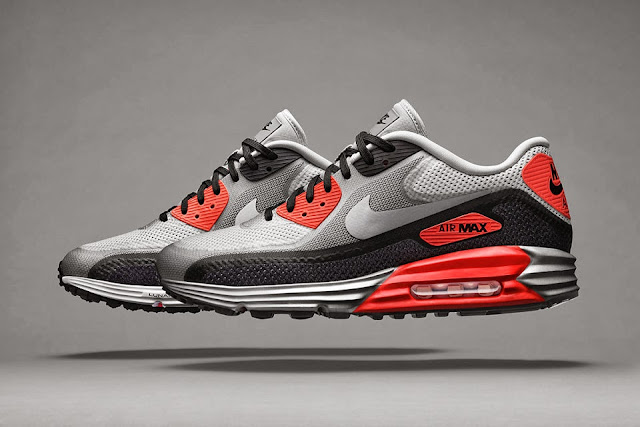 Nike Air Max Lunar90 - Infrared