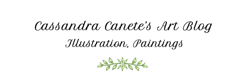 Cassandra Canete's Art Blog