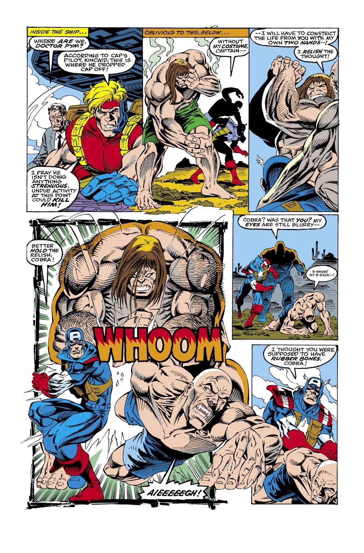 Captain America (1968) Issue #436 #386 - English 9