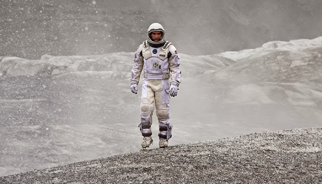 Interstellar   2014   Film Review   SHELF HEROES