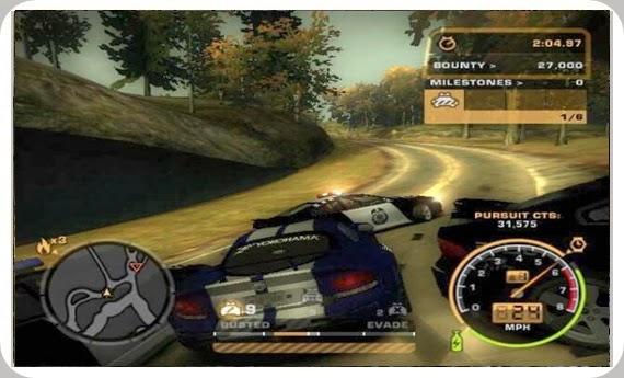 Need for speed most wanted pc game full version free for Need for speed most wanted full