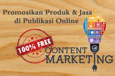 Promosi di Internet Publikasi Online