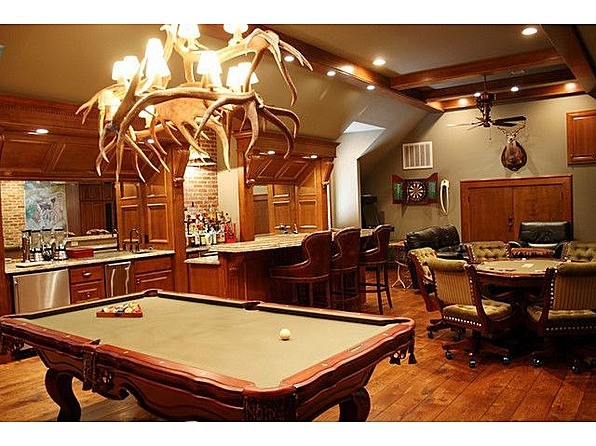 man cave looking - photo #11