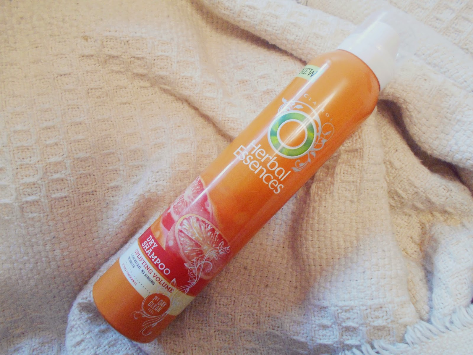 A New Type Of Dry Shampoo?