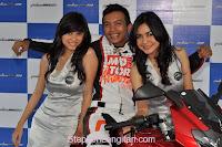 Pulsar 220F in Indonesia