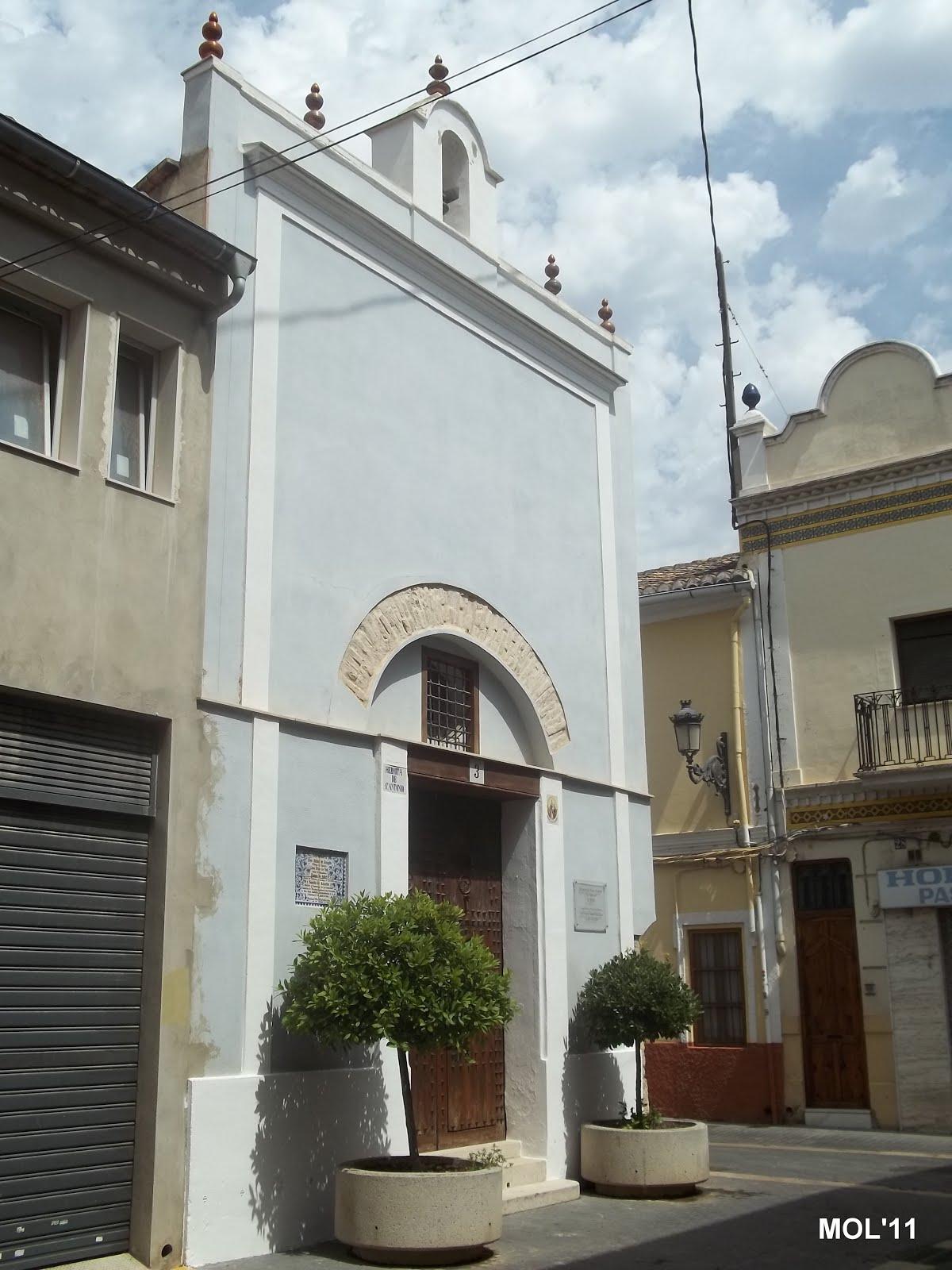 15.04.20 CAPELLETA DE SANT ANTONI, ANTIGA DEL ROSER, EN MOSSEN PERE ESPLUGUES