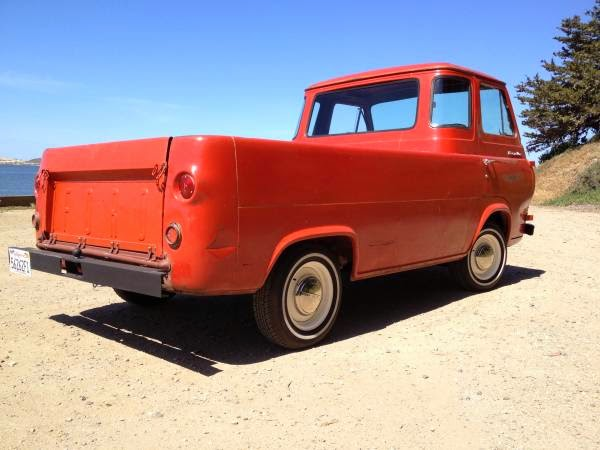 1962 ford econoline pickup truck auto restorationice. Black Bedroom Furniture Sets. Home Design Ideas