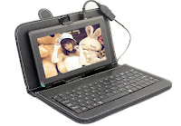 Buy Flip Stand USB Keyboard Case For 7inch Tablet PC at 65% OFF At ? 349 only via rediff:buytoearn