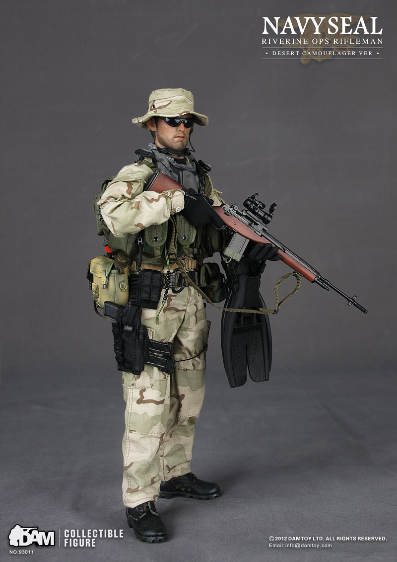 Forty42 Preorder Now Navy Seal Riverine Ops Rifleman