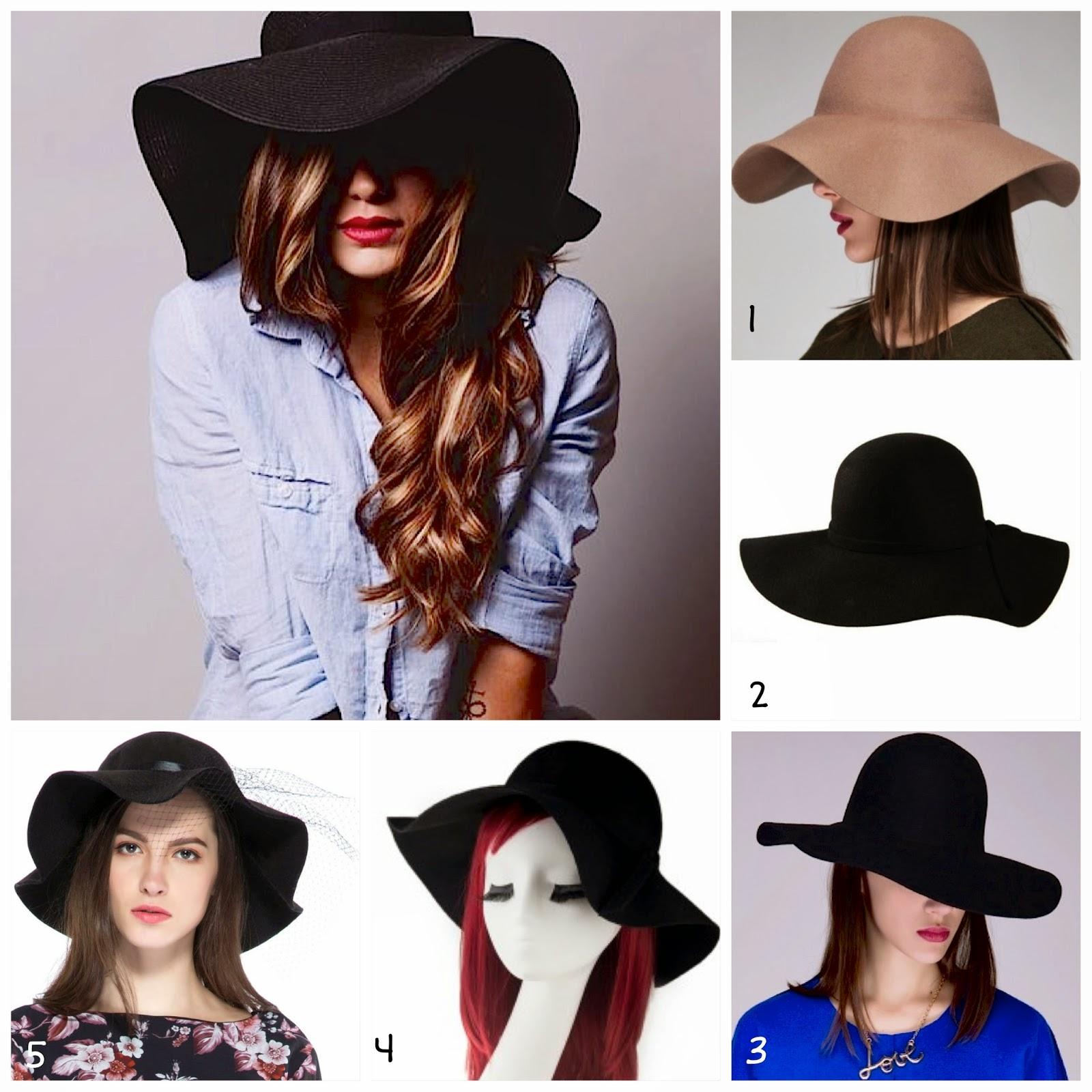 onde comprar chapéu floppy