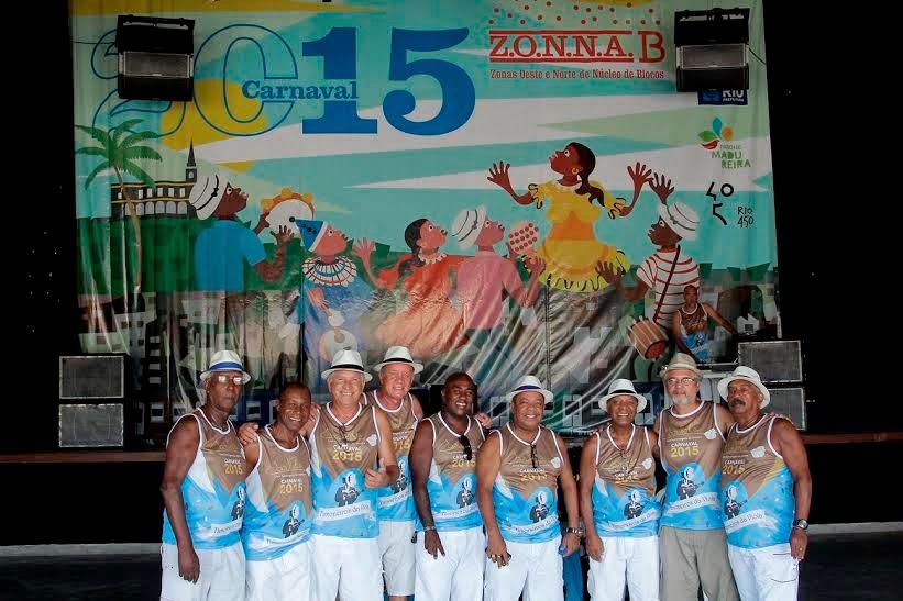 Feijoada do Z.O.N.N.A.B reúne cerca e 2.000 mil pessoas para o grito de Carnaval 2015 em Madureira