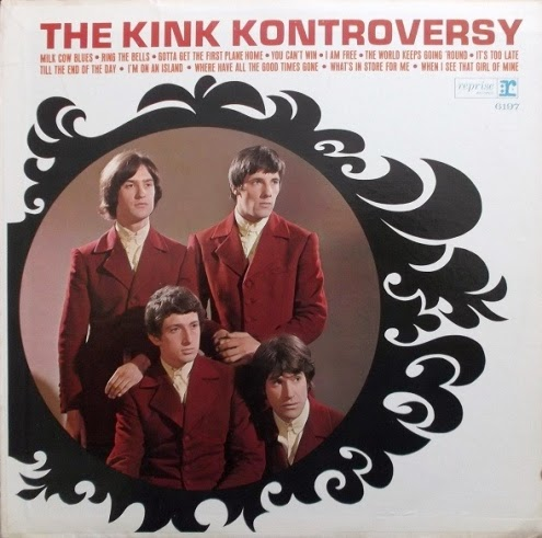 THE KINKS - The Kink Kontroversy (1965) 3