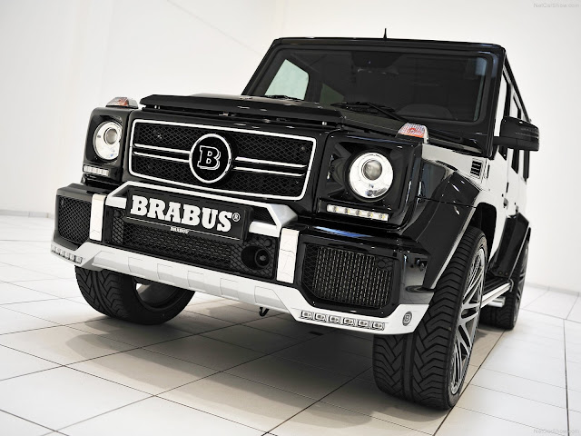 2013 Brabus B63-620 Widestar
