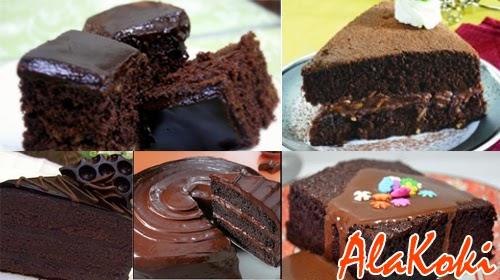 Resep Membuat Cake Cokelat Lembut dan Cara Membuat