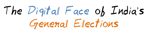 The Digital Face of India's General Elections MohitChar