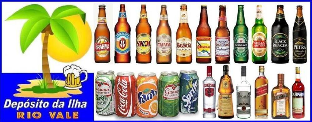 Depósito de Bebidas da Ilha