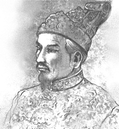 Emperor Gia Long, gia long king of nguyen dynasty, nguyen phuc anh