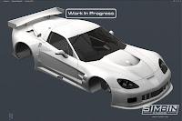 GTR3 Imagenes Corvette C6R 12