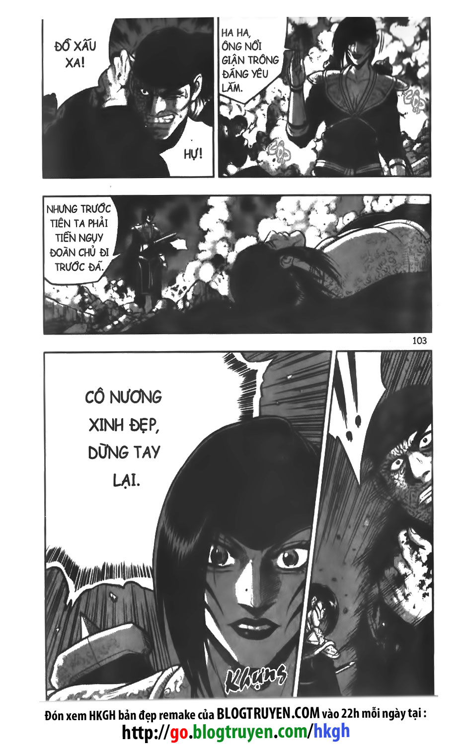Hiệp Khách Giang Hồ chap 352 Trang 15 - Mangak.info