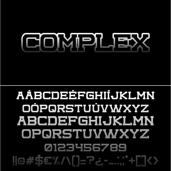 Tipografia Complex
