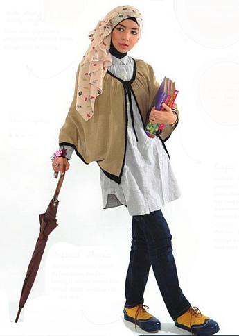 Fashionholic Inspirasi Gaya Busana Muslim Remaja Untuk Kuliah