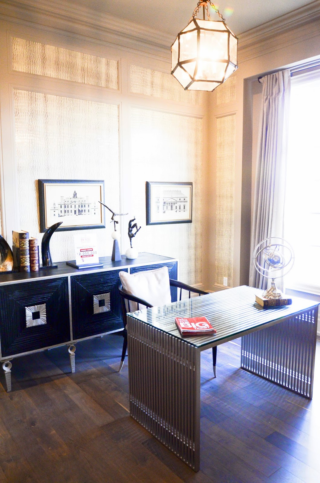 PMLOTTO KLEINBURG SHOWROOM: Home office decor ideas