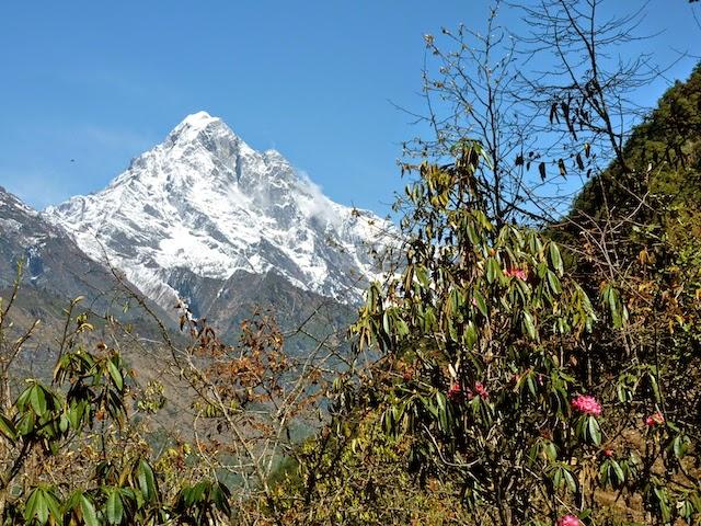 Hike from Lukla to Phakding EBC Trek