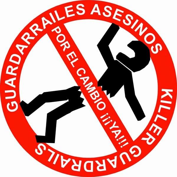 Guardarraíles asesinos