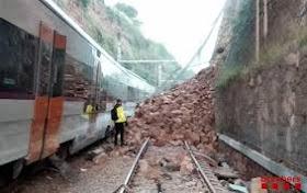 Un muerto y más de 40 heridos en un accidente en Vacarisses
