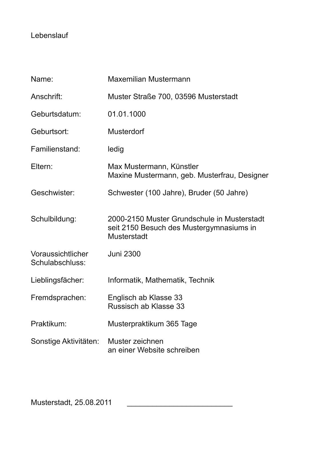 Schön Monash Uni Lebenslauf Vorlage Galerie - Beispiel Business ...