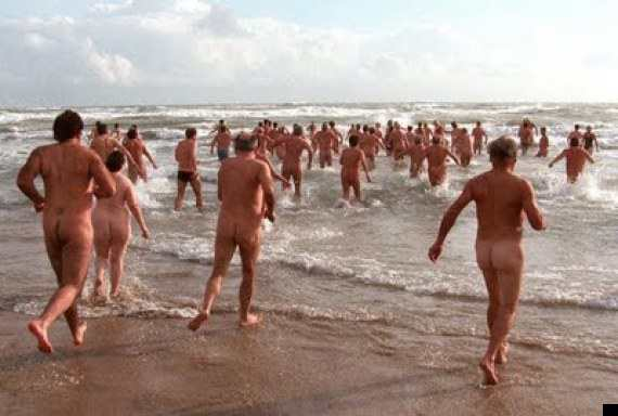 First Nudist Colony Founded -- In England